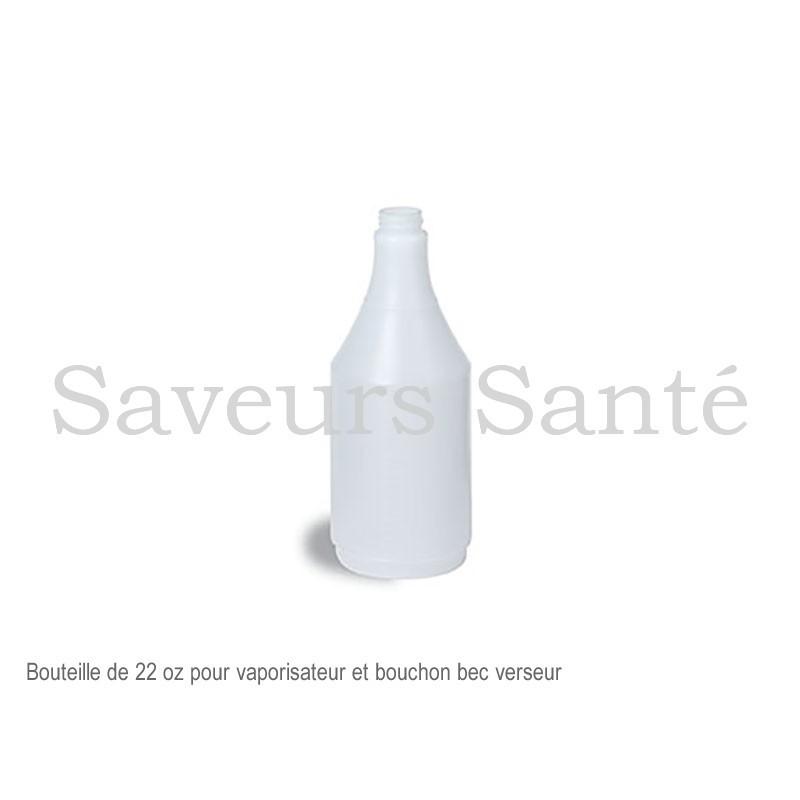 Bouteille plastique 650 ml