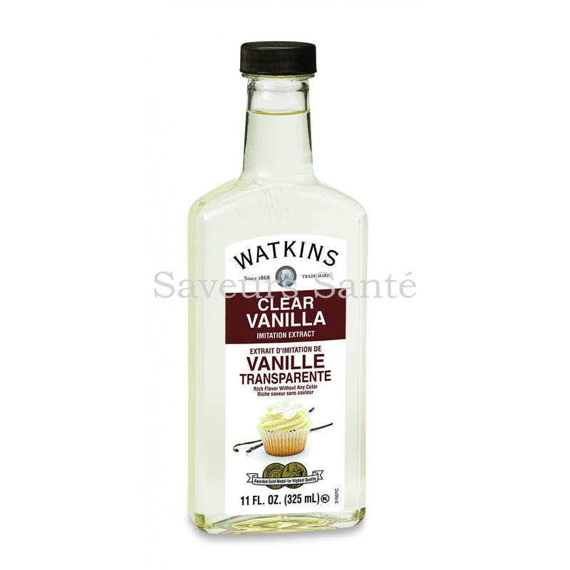 Vanilla Clear Double Strength 11 Oz.