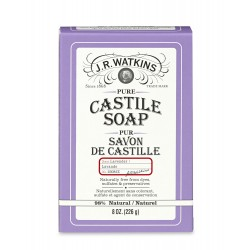 Castile Bar Soap lavender