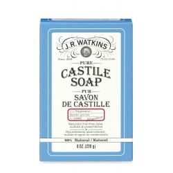 Castile Bar Soap peppermint