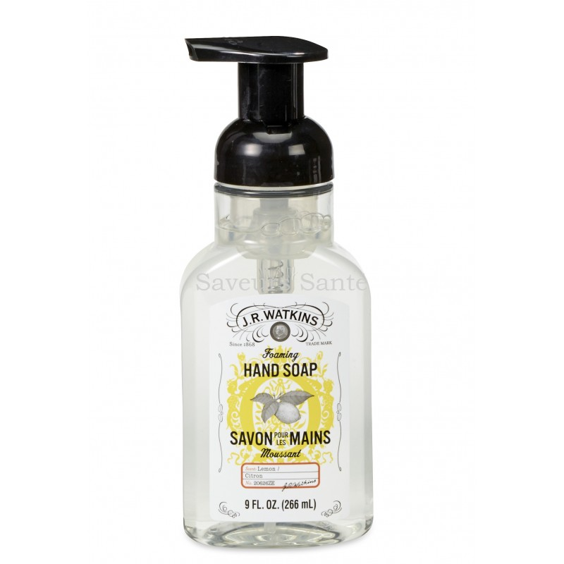 Foaming Hand Soap lemon