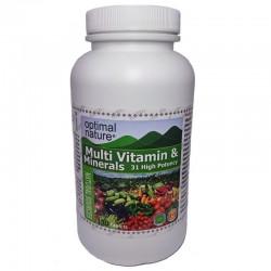 Suppléments Multi Vitamines
