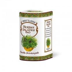 Herbes Spécial Salades bio GM Métal 40g