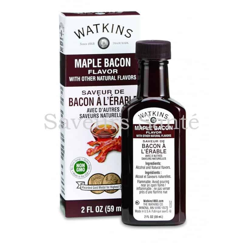 BACON À L'ÉRABLE