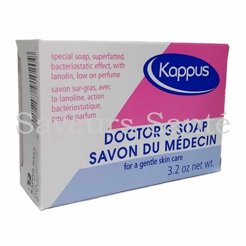 Savon du Médecin à lanoline