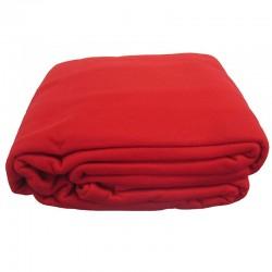 Couverture rouge en Polar