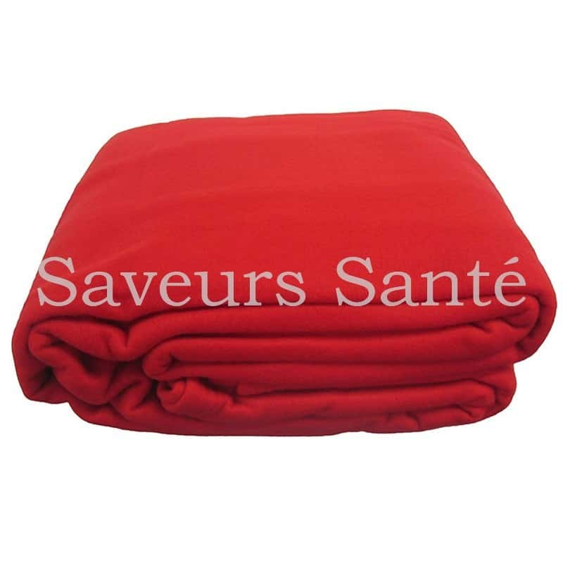 Couverture rouge en Polar