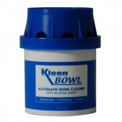 Kleen Bowl Bleu à toilette