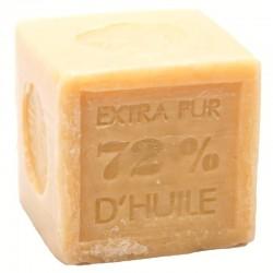 Savon de Marseille Artisanal 72% d'huile