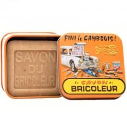 Savon du Bricoleur 100g pur végétal