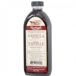 Vanille double force Rawleigh  355 ml